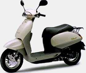 мануал на скутер honda tact af-51